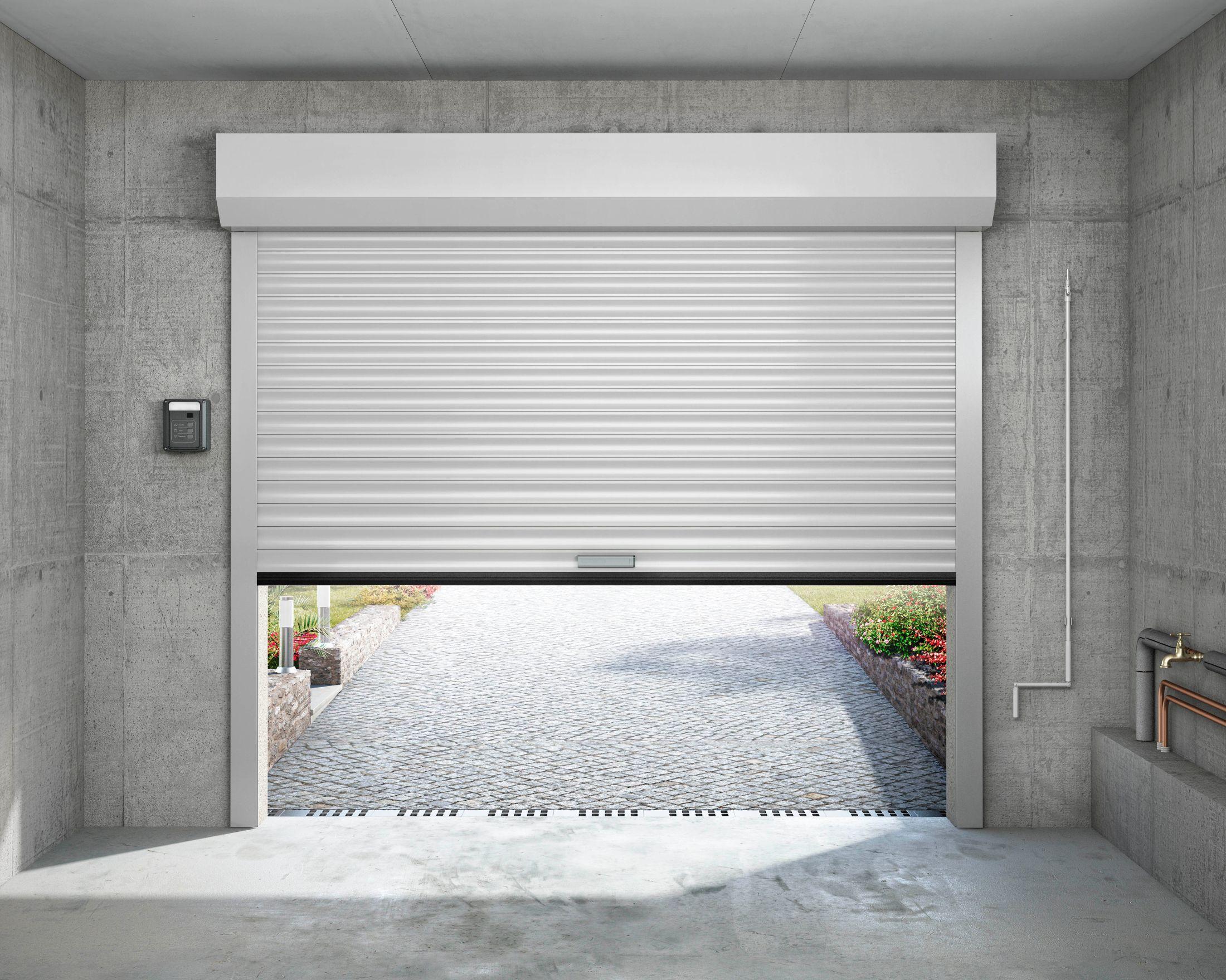prix porte garage enroulable