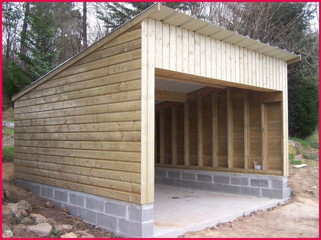 comment construire garage