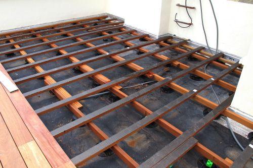 Devis étanchéité terrasse