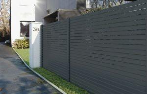 devis muret clôture