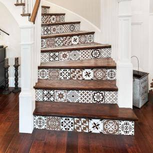 stickers escalier