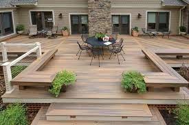 Devis terrasse en bois