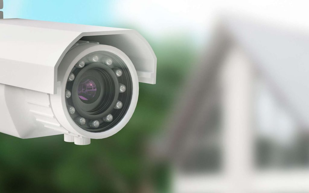 devis installation camera de surveillance sans fil
