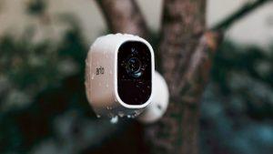 camera de surveillance sur batterie
