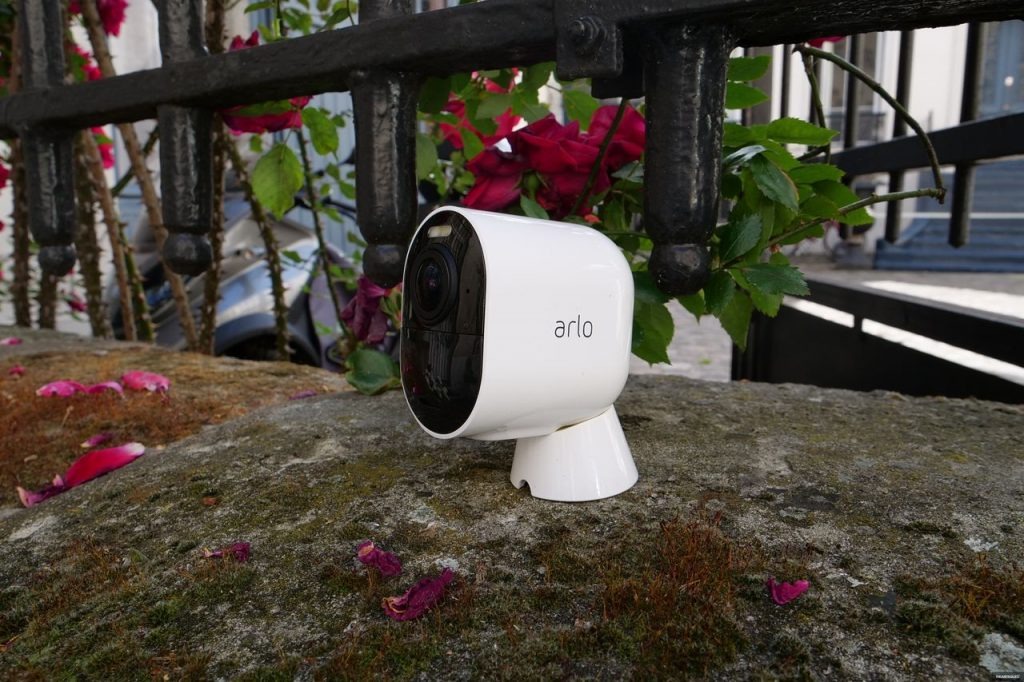 devis caméra surveillance 4k