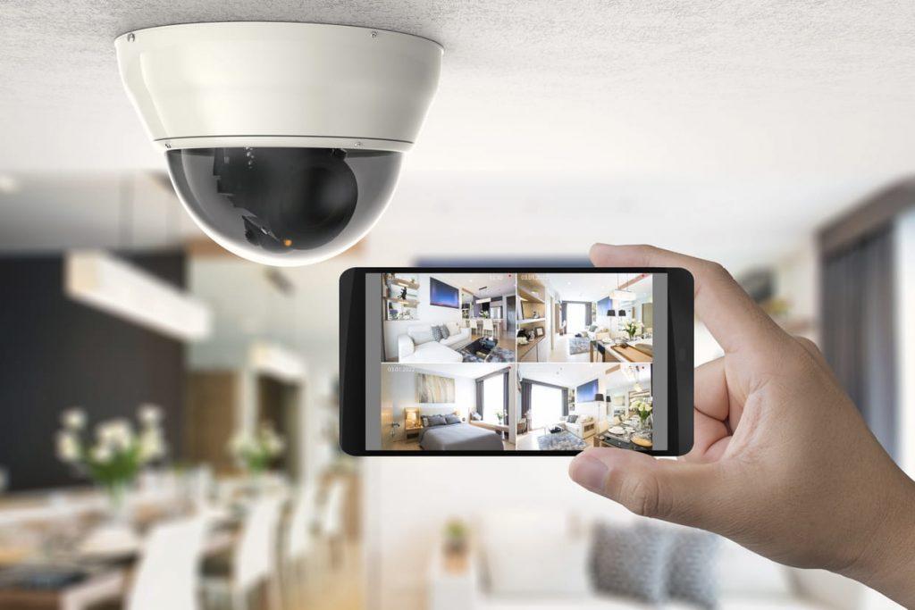 devis camera surveillance exterieur avec enregistrement