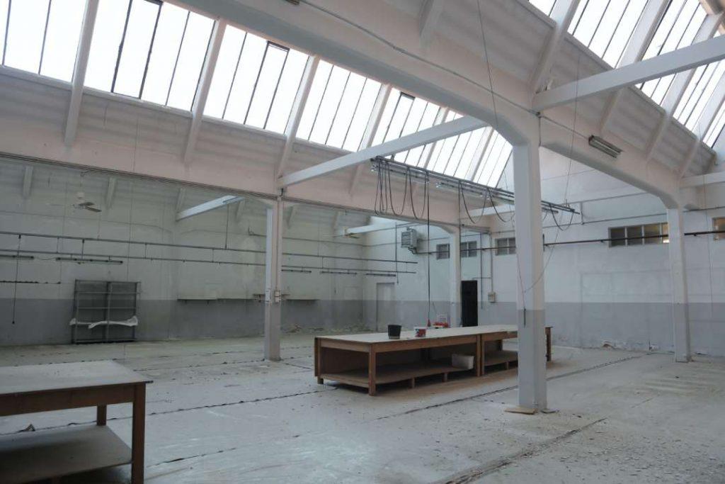 Prix hangar industriel